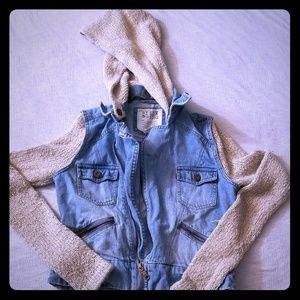 Women's Billabong Jean Jacket